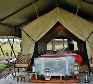 8-Day Luxury Tented Safari
