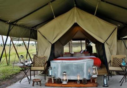 8-Day Luxury Tented Safari