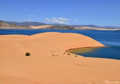 Ulaagchyn Khar Lake1
