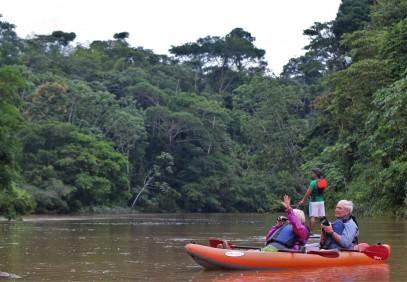 5-Day Yasuni Paddling Expedition