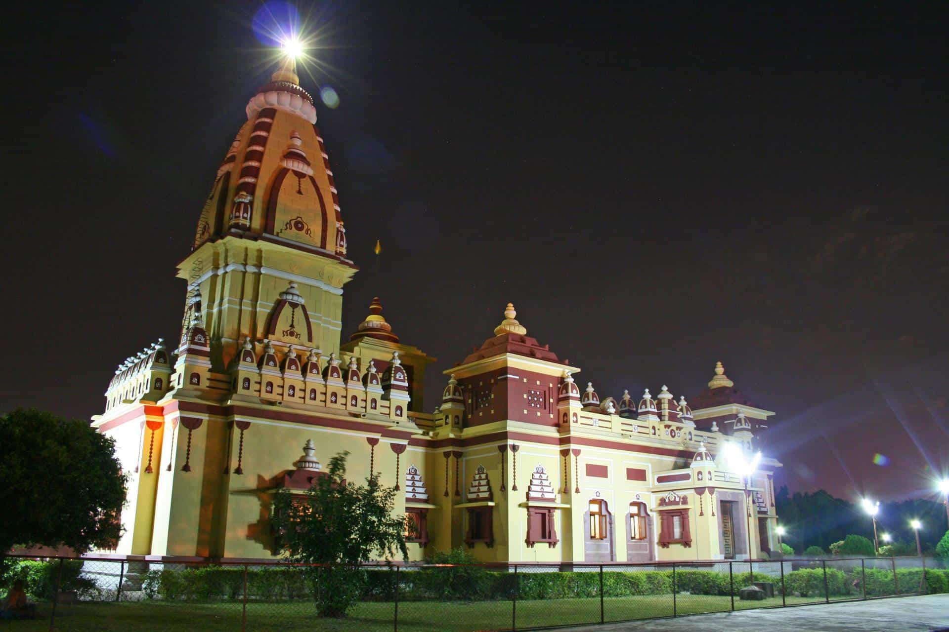 Bhopal Laxmi Narayan Temple 71