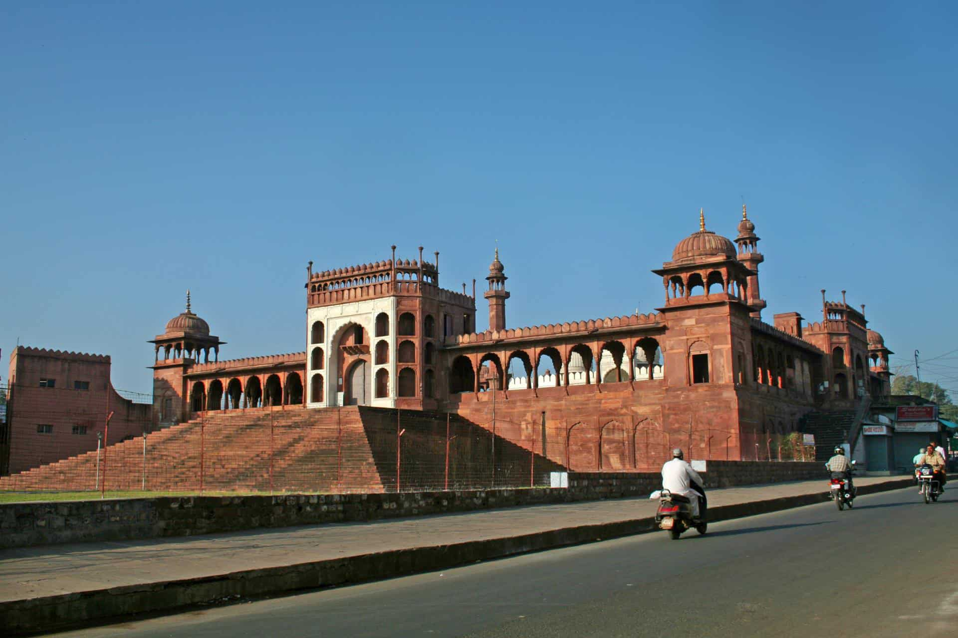 Bhopal Moti Masjid 70