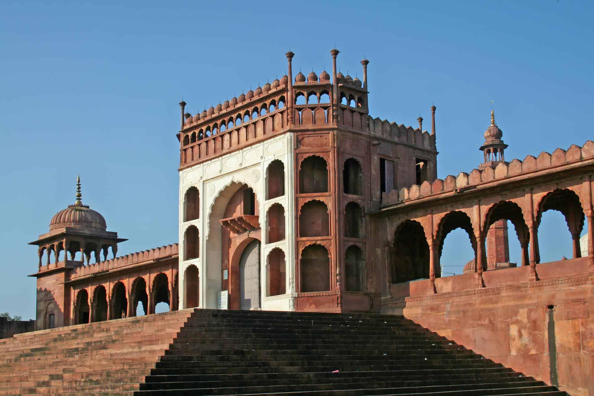 Bhopal Moti Masjid 71