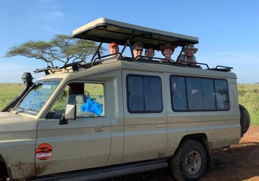 7 Day Luxury Tanzania Safari #4