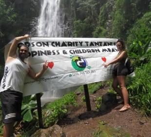 Wildlife & Maasai Culture Safari for Charity