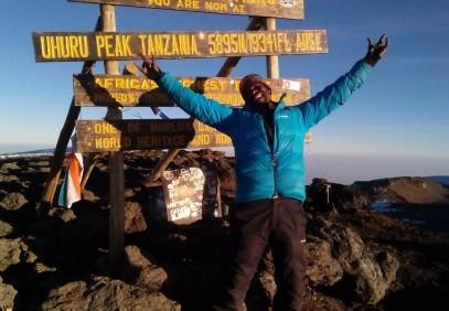 Mount Kilimanjaro Climbing Via Marangu Route