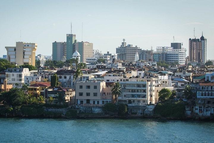 1 Mombasa City