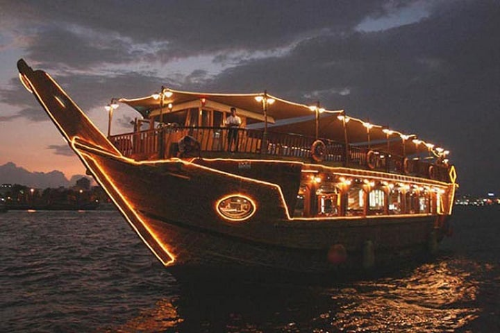 1 Mombasa Dhow Cruise Night
