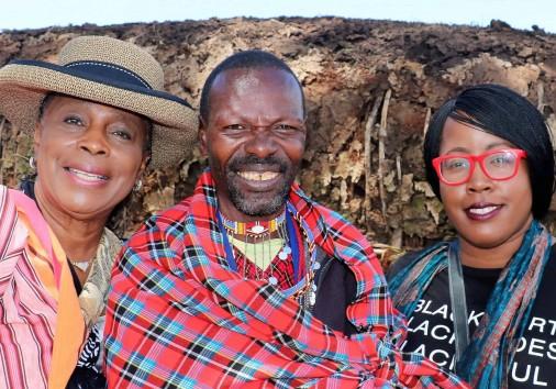 13. Masai And His Guests