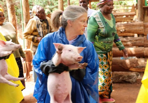 39. Pigs Can Change Lives