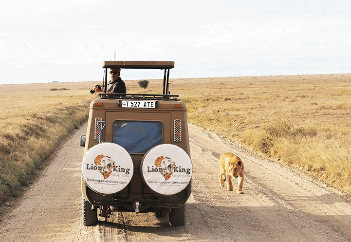 5 Day Best Of Tanzania Safari Northern Circuit