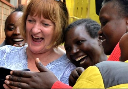 6. Empowering Mothers One Horizion Spare Day In Nairobi Safari Their Stories Are Sometimes Confronting But Their Positive Attitudes And Laughter Are Always Infectious And Uplifting.