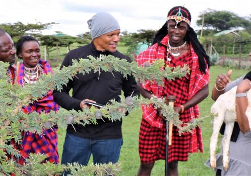 8. Eco Tour With The Masai