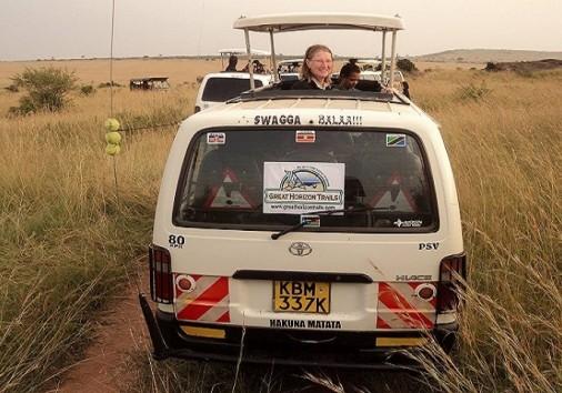 Customized Safari Minivan