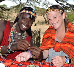 4-Day Kenyan Culture & Charity Safari