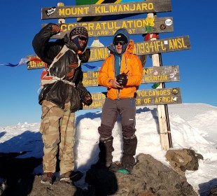 7-Day Kilimanjaro Machame Route Climb
