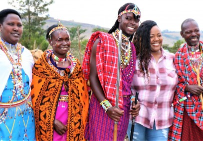 Women & Warriors Cultural Safari