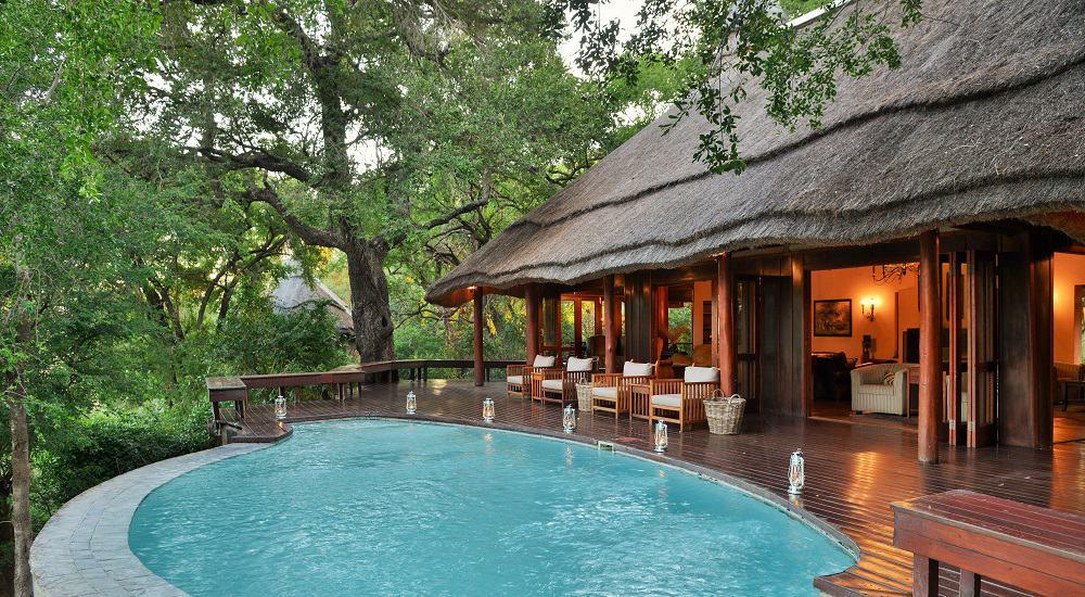 Imbali Safari Lodge Deck 1