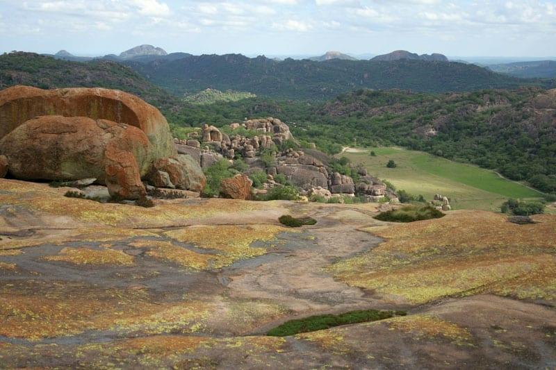 Matopo Hills Zimbabwe