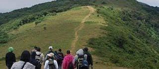 Visiting Ngong Hills