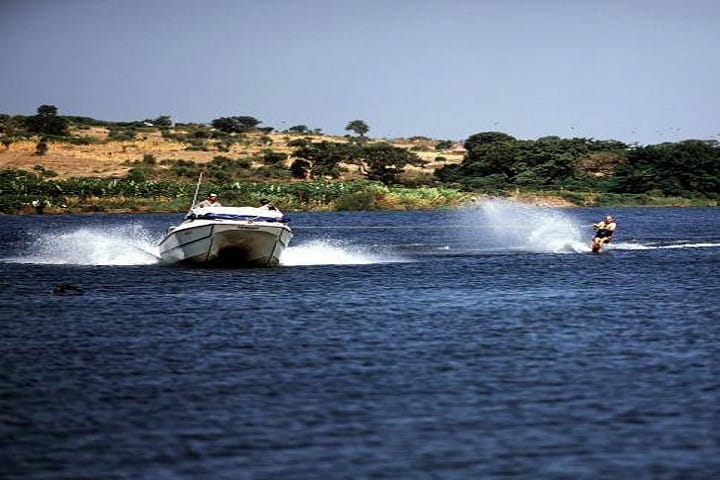 Water Sporting In Lake Victoria