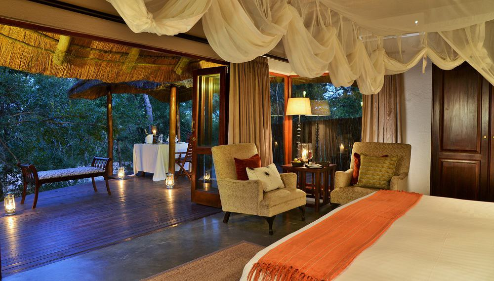 Imbali Safari Lodge Suite View