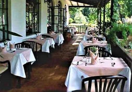 Karen Blixen Coffee House Restaurant11