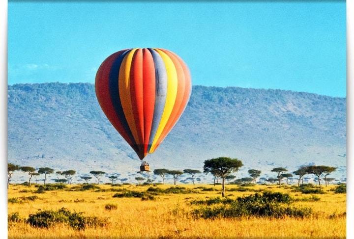 Kenyaballoon