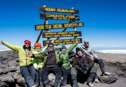8-Day Kilimanjaro Lemosho Route Climb