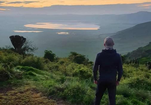 Ngorongoro View Copy