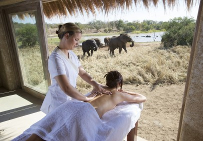 Kapama River Lodge Safari