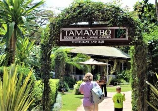 Tamambo Karen Blixen