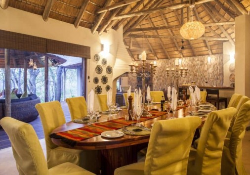 Tambuti Lodge Dining 341