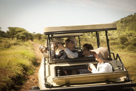 Tanzania Safari Clients