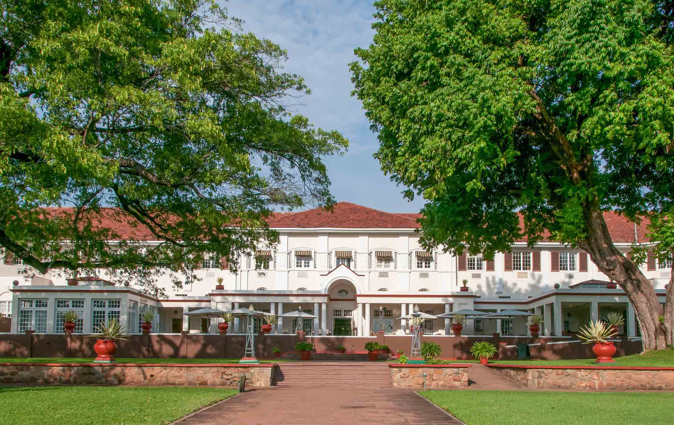 Victoria Falls Hotel 1 2
