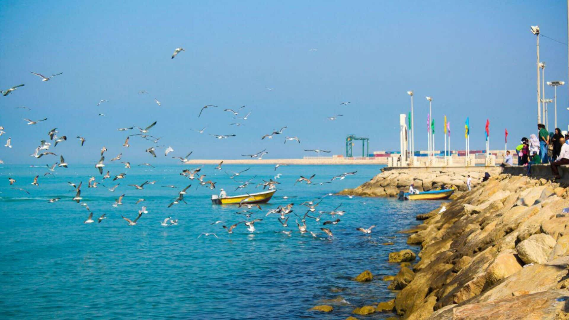 The Persian Gulf Discovery IranforAll Travel Group