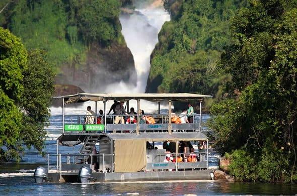 Ferry Crossing Murchison Falls National Park