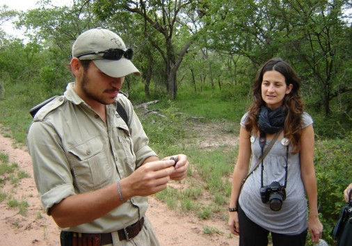 Game Walking With Guide Tommy