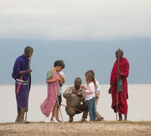 Tanzanian Family Adventure