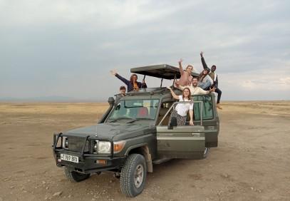 Serengeti & Ngorongoro Private Safari