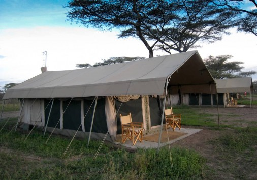 Mobile Tented Camp-Expect In Africa Safari