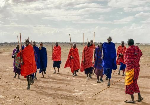 Masai Village~ Arusha