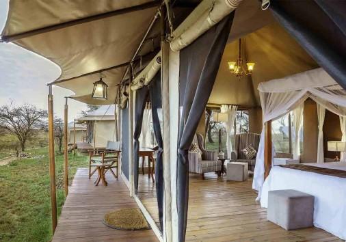Matawi Luxury Tented Lodge Room Expect In Africa Safari