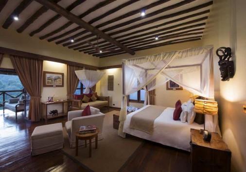 Neptune Ngorongoro Luxury Lodge Expect In Africa Safari