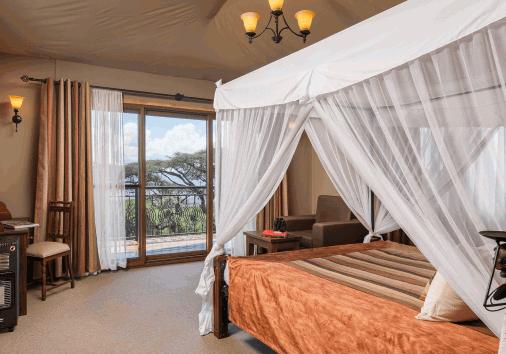 Ngorongoro Lion's Paw Camp~expect In Africa Safari