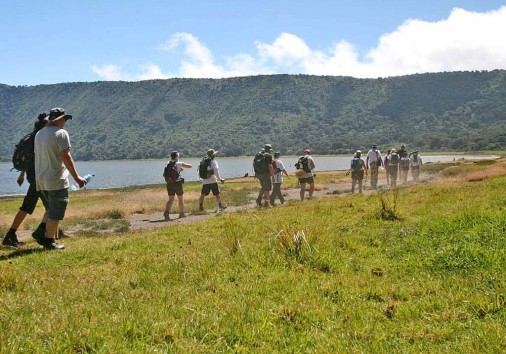 Ngorongoro Highland Trek