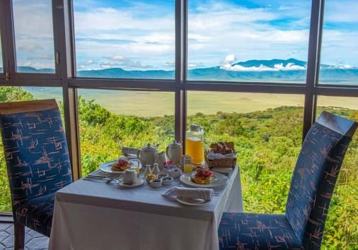 Sopa Lodge Ngorongoro