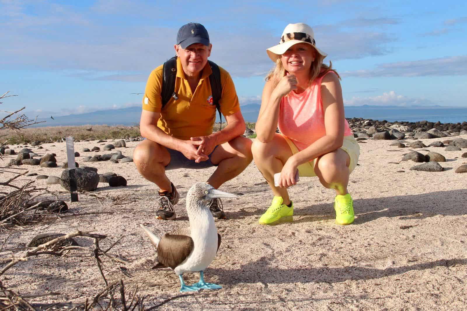 Galapagos Couple