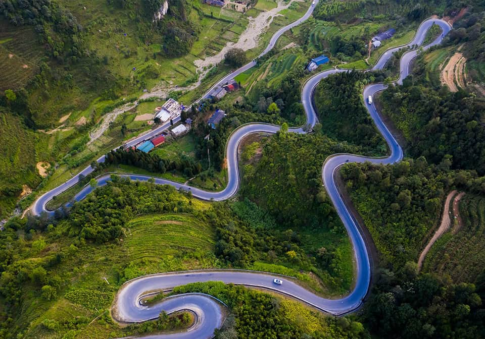 Ha Giang Riding Route