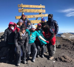 7-Day Kilimanjaro Climb Machame Route